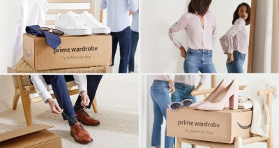 Amazon quietly launches a new program that allows you to try on clothing without being charged