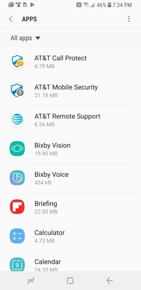How to disable bloatware on your Samsung Galaxy S9 and S9+