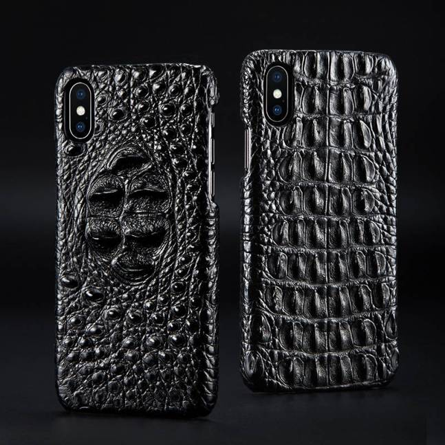 finest selection 880a8 fa498 10 luxurious leather cases for the Apple iPhone XS and XS Max - deTeched