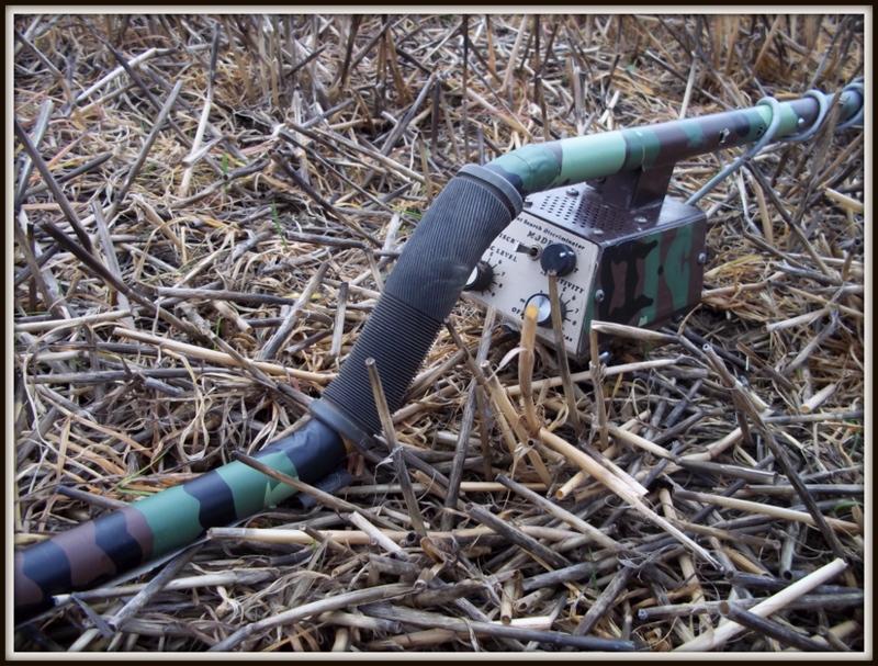 metal detector tests tesoro silver sabre