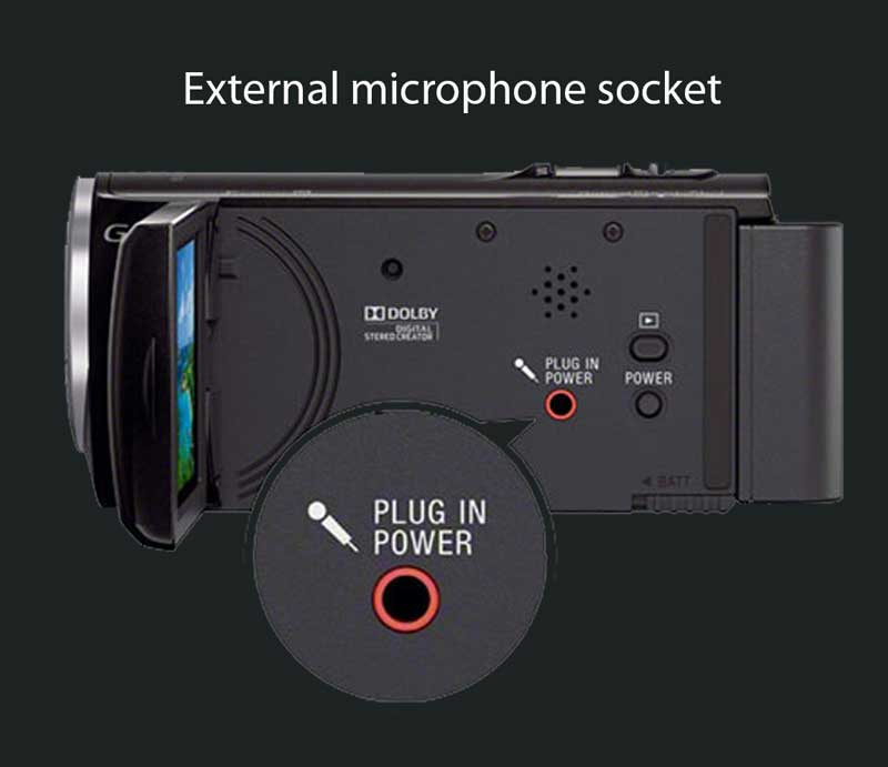 ext-mic-socket