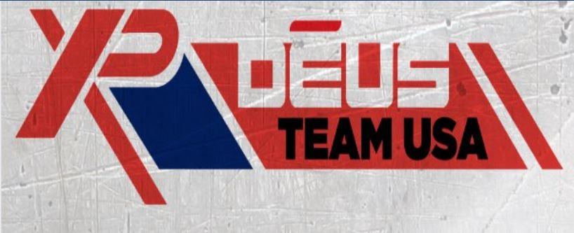 XP Deus Team USA banner