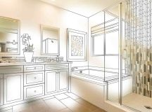 35 Amazing Bathroom Remodel DIY Ideas that Give a Stunning ...