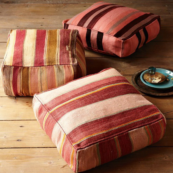 Floor Cushions 80 Beautiful Floor Cushions Ideas Youll Love