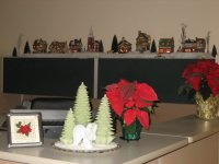 Christmas Decoration Ideas For Office Table | www ...