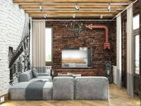 45 Unique Industrial Wall Decor Ideas > Detectview