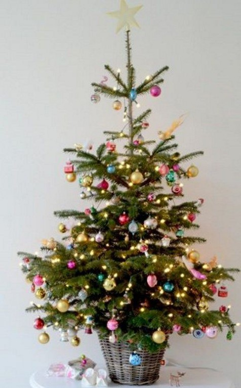 40 Small Christmas Tree Decoration Ideas Gt Detectview