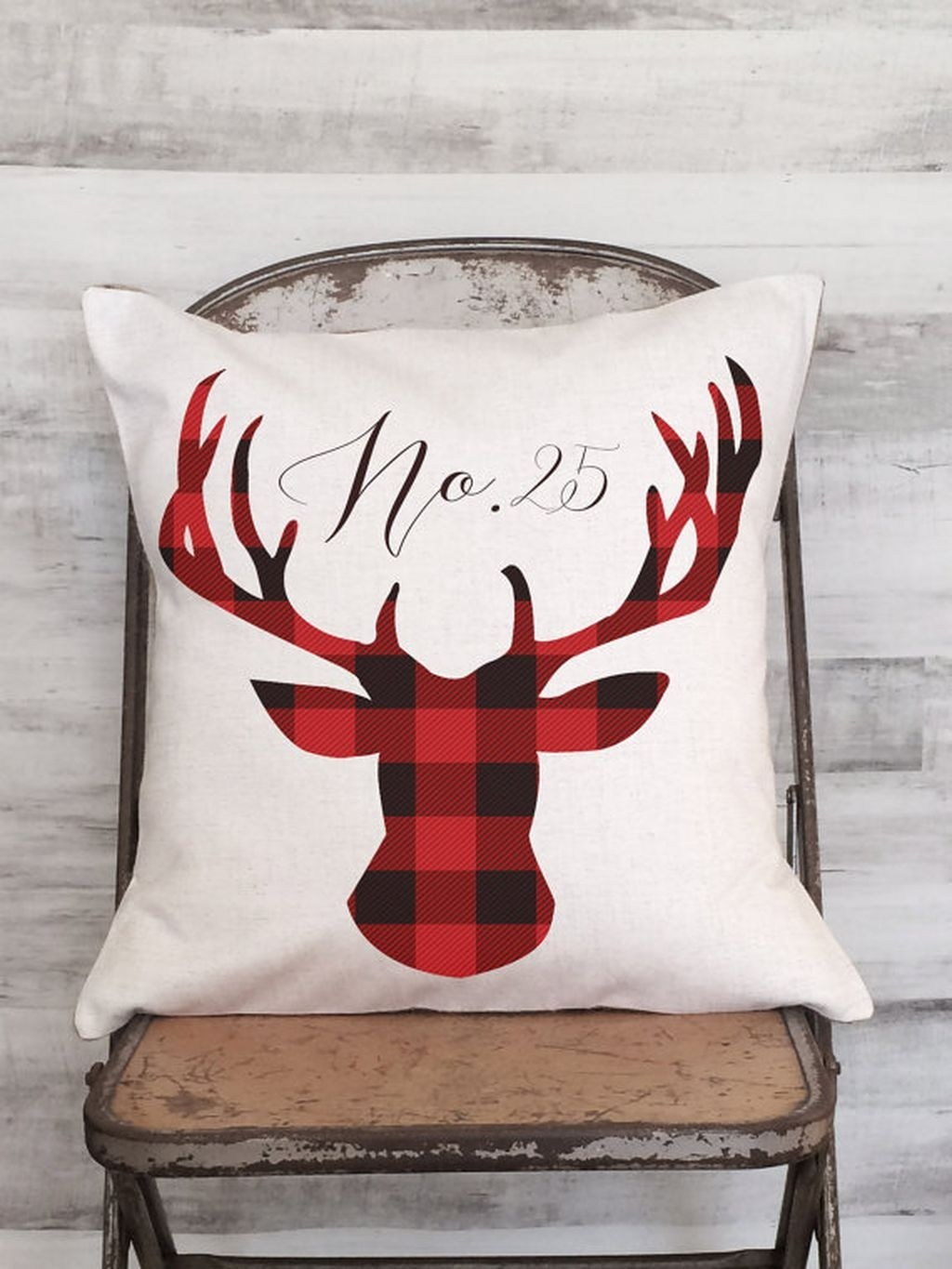 35 Gleaming Red Christmas Throw Pillows Ideas  Detectview