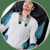 Panasonic EP-MA70 42 massage chair