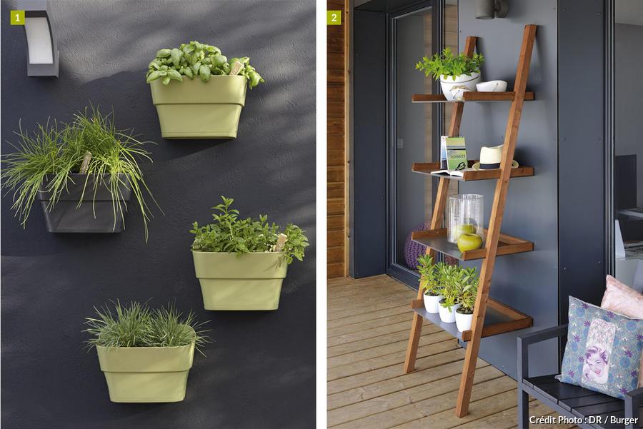 Amenagements Solutions Pour Creer Un Jardin Vertical