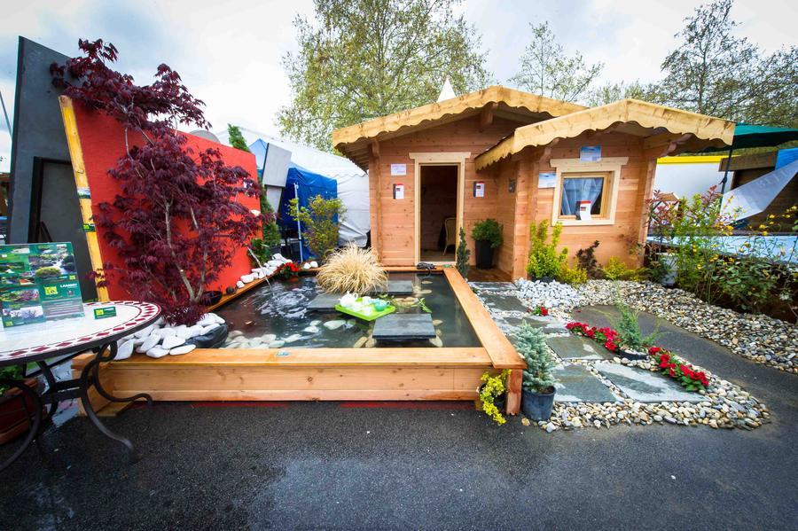 Salon Habitat  Jardin  Dtente Jardin