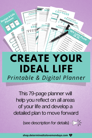 Create Your Ideal Life with this Goal & Life Planner