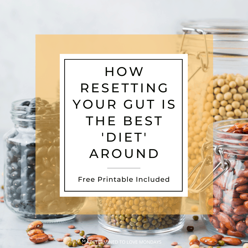 How Resetting Your Gut is the Best Diet Around