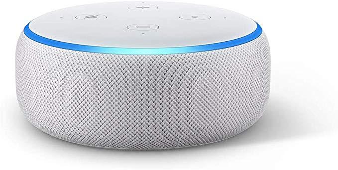 Amazon Echo Dot 3ª generación. El más vendido de 2019 4