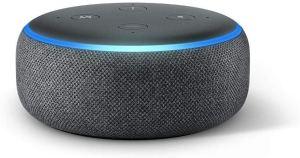 Amazon Echo Dot 3ª generación. El más vendido de 2019