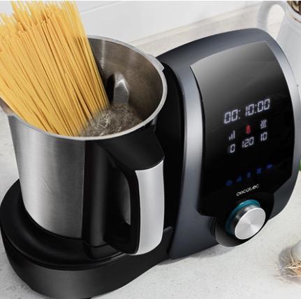 ¿Es el robot de cocina Mambo 9090 mejor que Monsieur Cuisine? 36