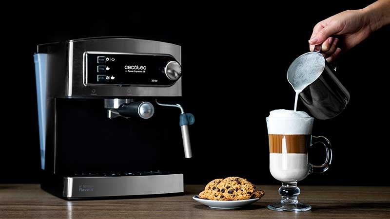 opiniones cafetera cecotec power espresso 20