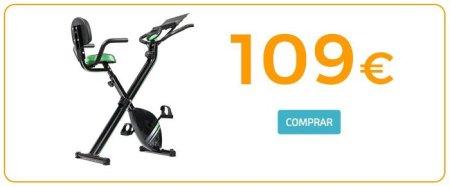 Review y opiniones. Bici estática X-Bike Pro de Cecotec 1