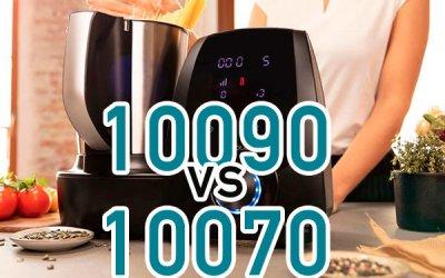 COMPARATIVA: Mambo 10090 vs 10070