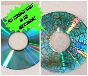 disk u mikrotalasnoj