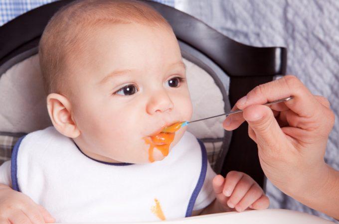 9 saveta za uvođenje čvrste hrane