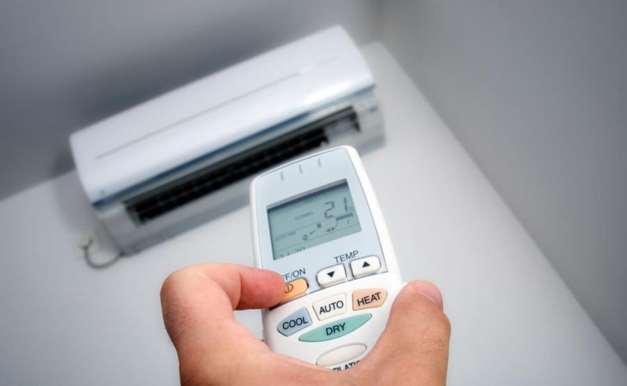 apagar aire acondicionado para tener energia