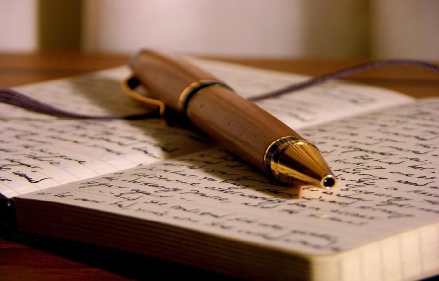 Escribir todos los dias con lapicera