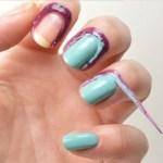 Consejos para evitar las manchas de esmalte en tus dedos