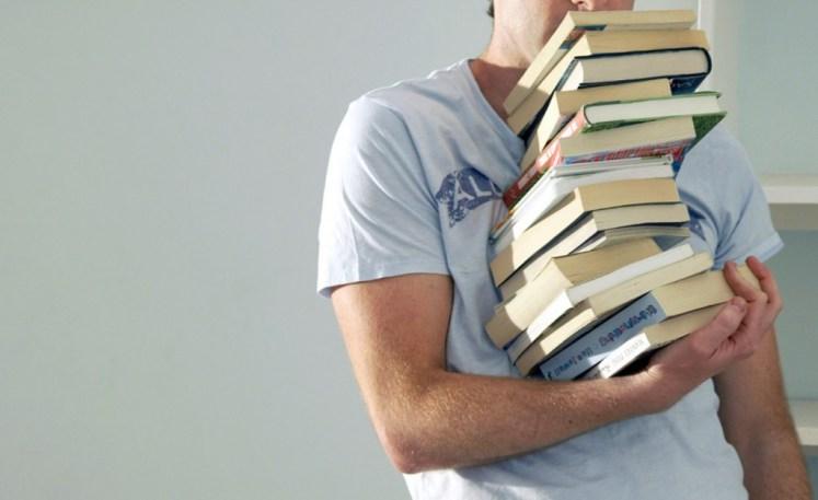 No te encierres con los libros
