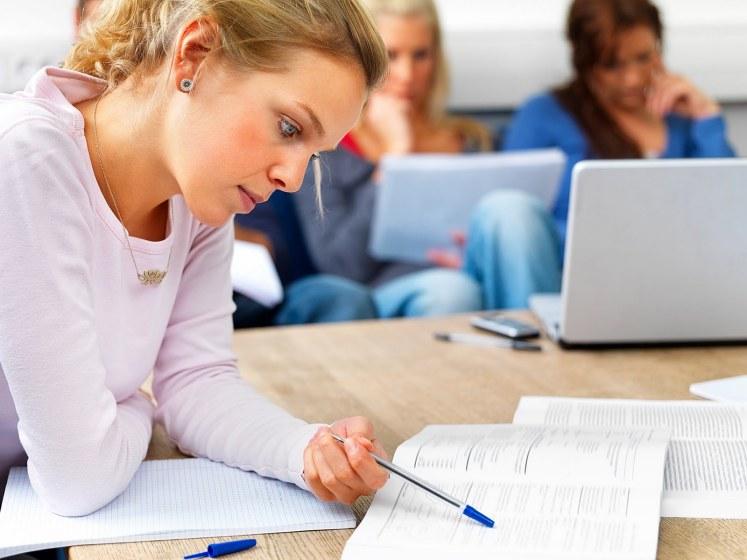 Estudia tarea asignada