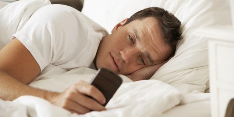 Alarma del celular