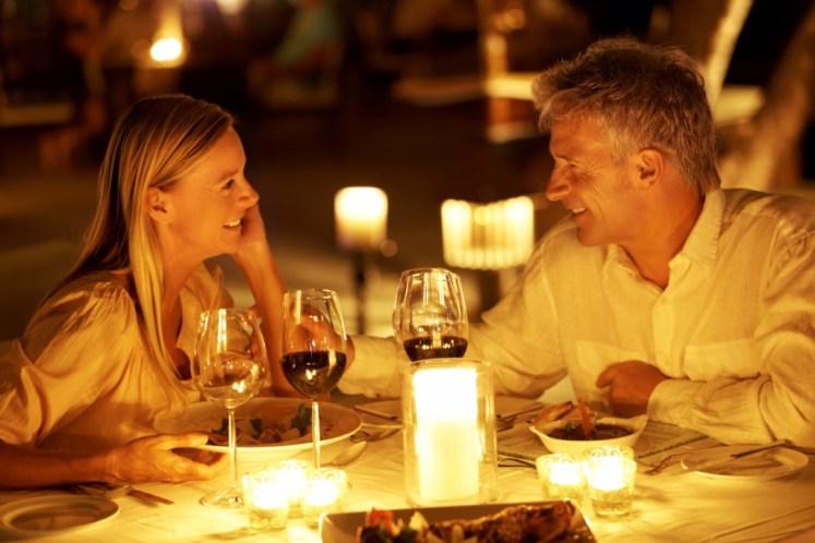 Cena en pareja