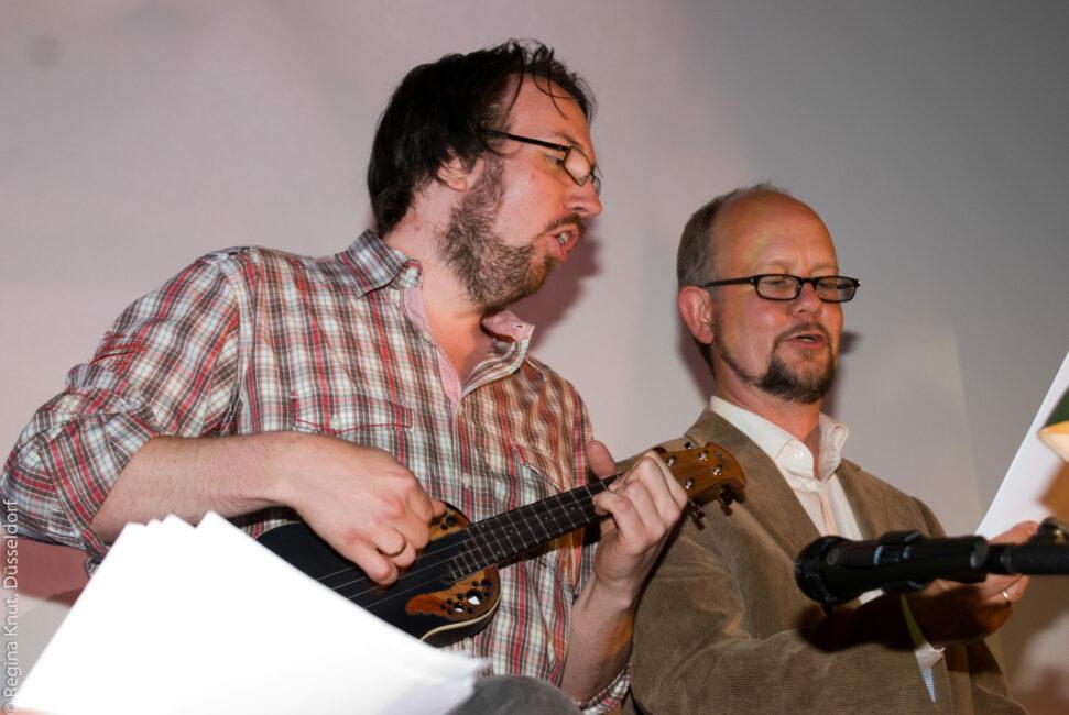 Carsten Sebastian Henn und Ralf Kramp