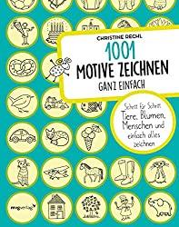 1001 Motive zeichnen