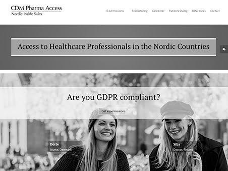 CDM Pharma Access