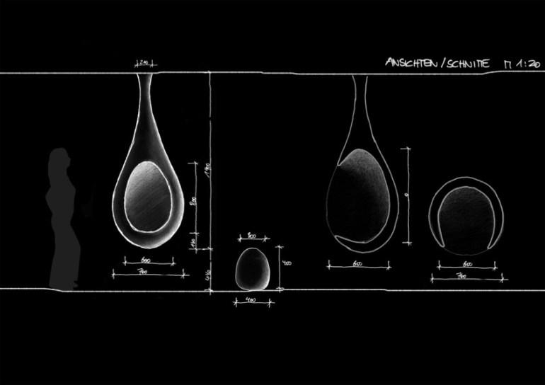 """""""aura"""" von Bircan Aygül"""
