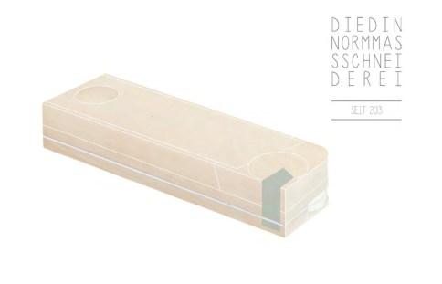 Die Dinnormmassschneiderei. Gestalter sind vielseitig. Gestalte vielseitig. Ein Produkt mit einer ausgewählten Sammlung an Hilfsmitteln und Daten, mit Raum für die Dinge die die individuelle Kreativität greifbar und sichtbar machen.