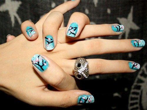 Diseños de Uñas 4 Varios Diseños de Uñas para que te las hagas tu Misma