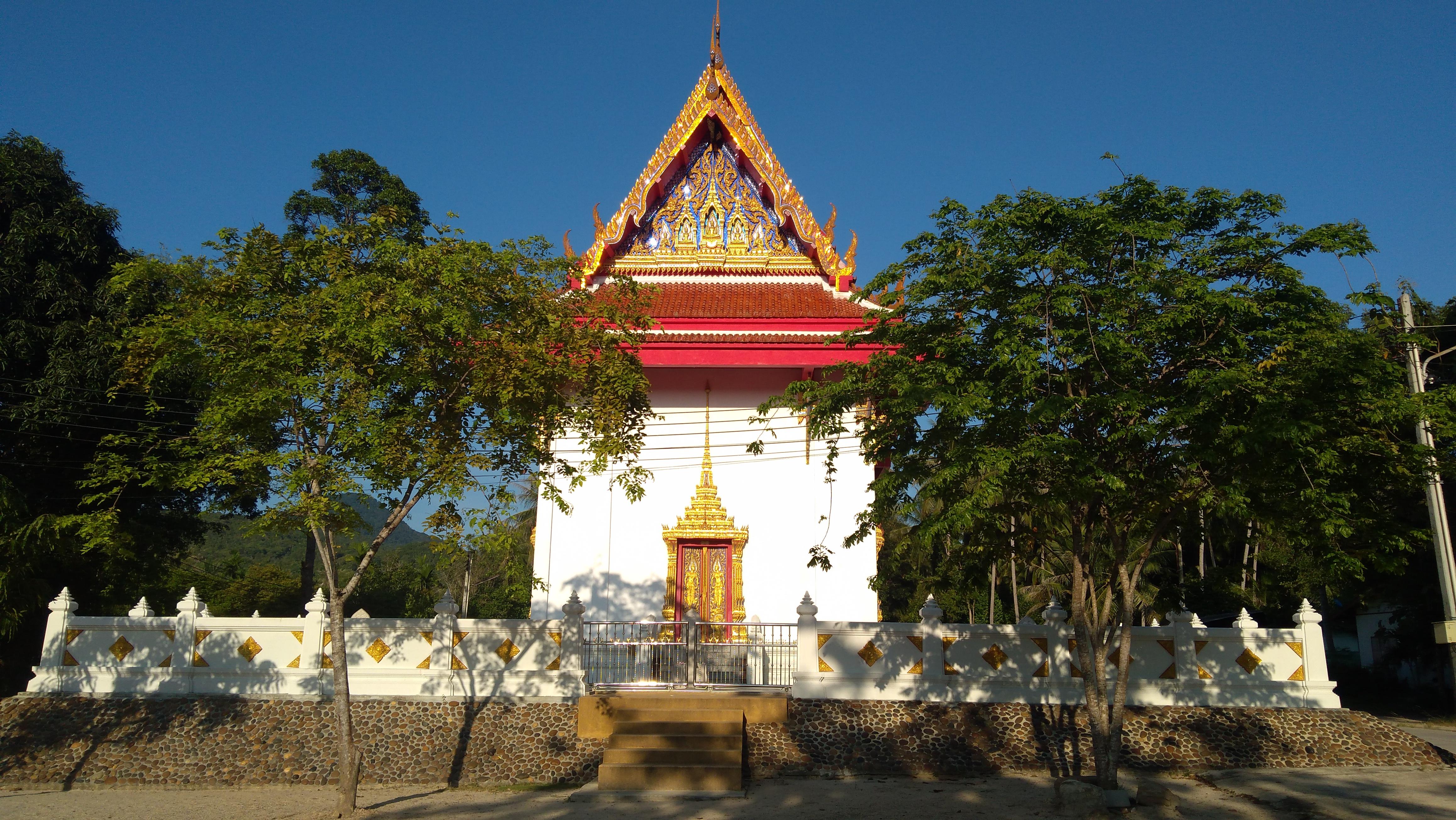 Budistički hram u Sri Thanu