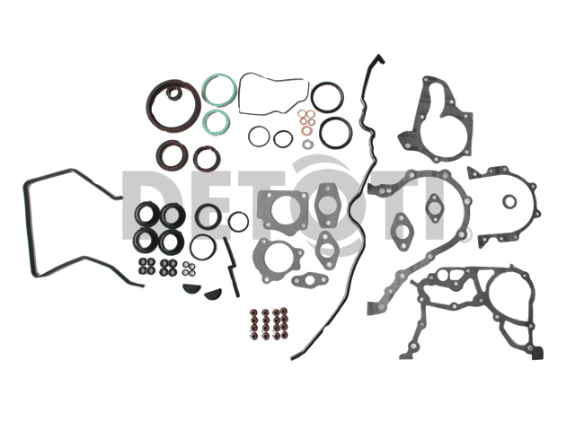Full Gasket Set and Head Bolts Kit For 1990-1997 Toyota