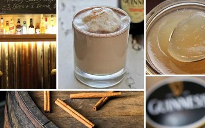 Guinness Punch Recipe with Sea Moss