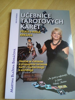 Učebnice tarotových karet- M. B. Boháčová