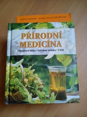 Přírodní medicína- Anne Ilburg