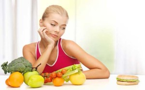 isagenix girl with fruit