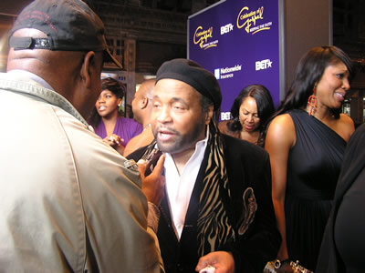 Andre Crouch at BET Celebration of Gospel