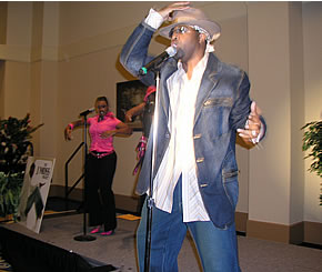 J Moss Sings