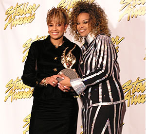 Dorinda Clark Cole and Karen Clark Sheard