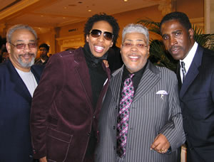 Deitrick Haddon and The Rance Allen Group