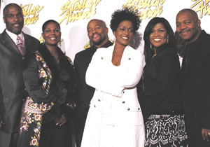 The Winans Family