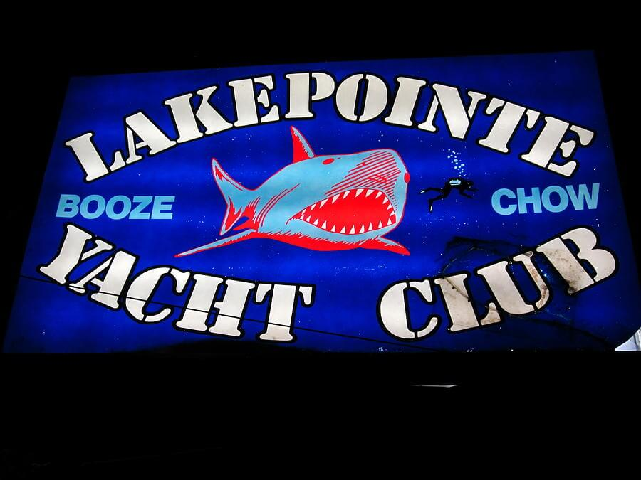 Lakepointe Yacht Club  Livonia MI  Detroit Happy Hour